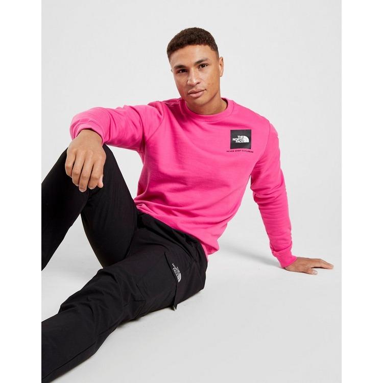 The North Face Fine Box Crew Sweatshirt