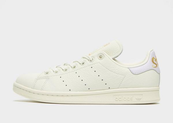 Shoppa adidas Originals Stan Smith Dam i en Vit färg | JD