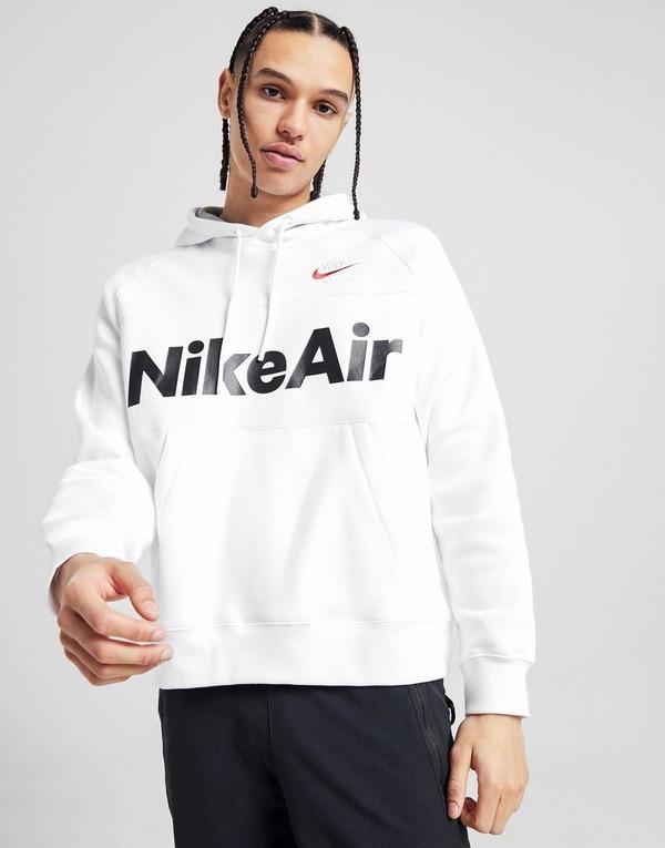 Koop Wit Nike Air Overhead Hoodie Heren | JD Sports