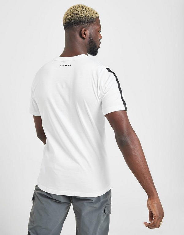 Shoppa Nike Air Max T Shirt Herr i en Grå färg | JD Sports