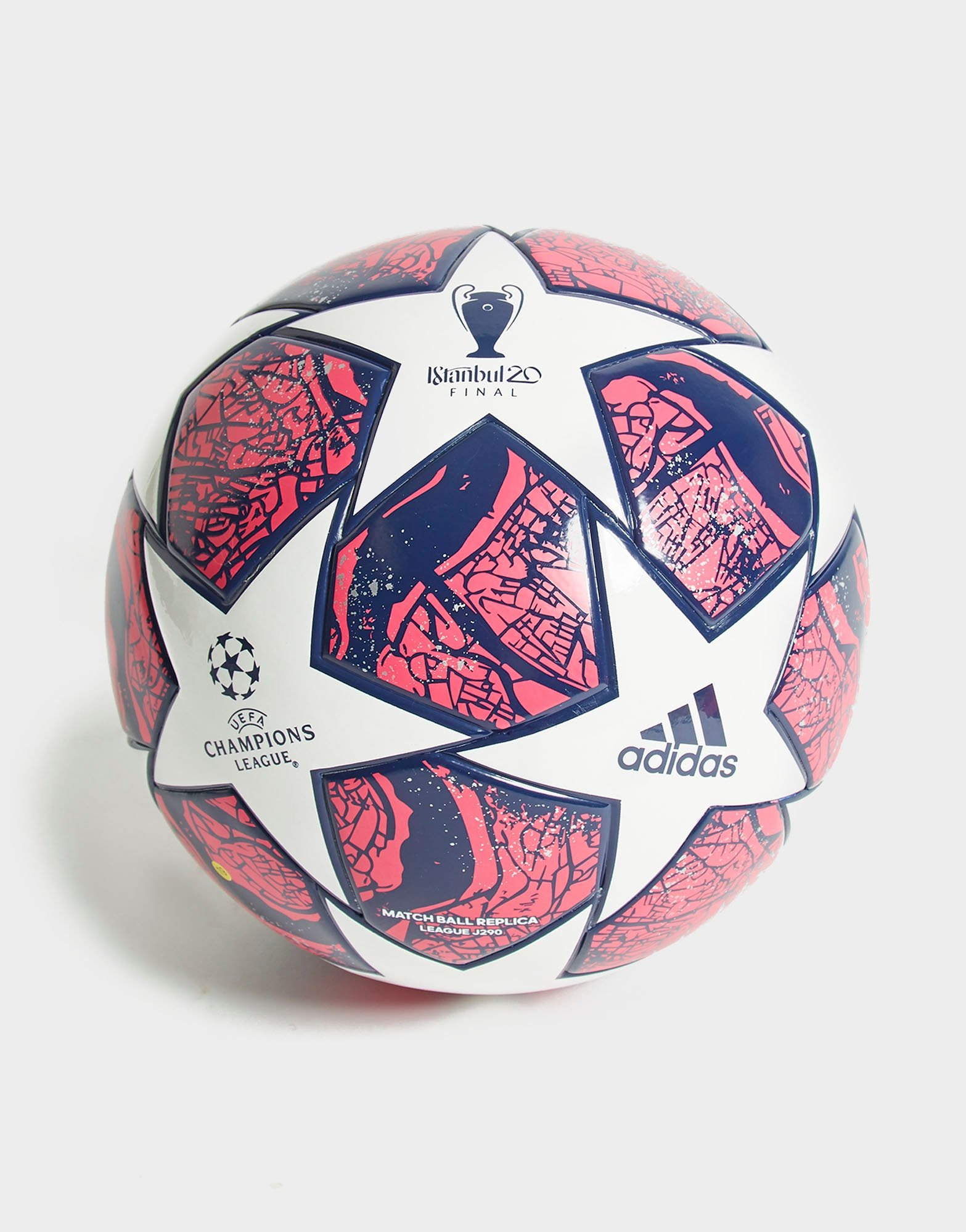 Acusador compañero Tradicion  Buy adidas Champions League 2020 Final J290 Football | JD Sports