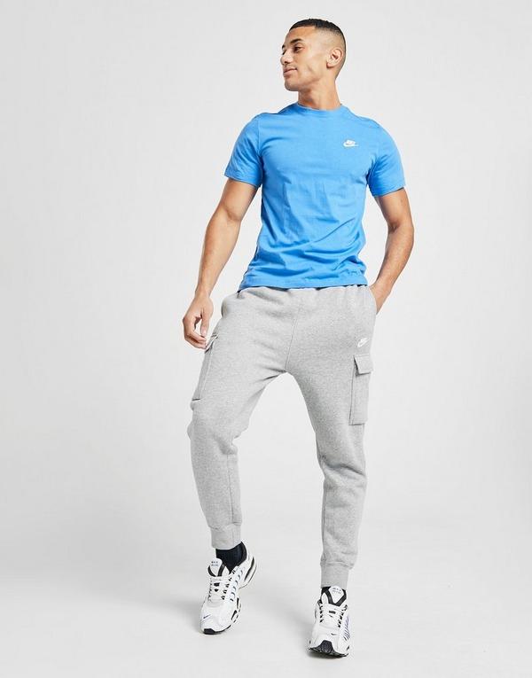 Acheter Blue Nike T Shirt Club Manches Courtes Homme