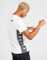The North Face camiseta Panel Side