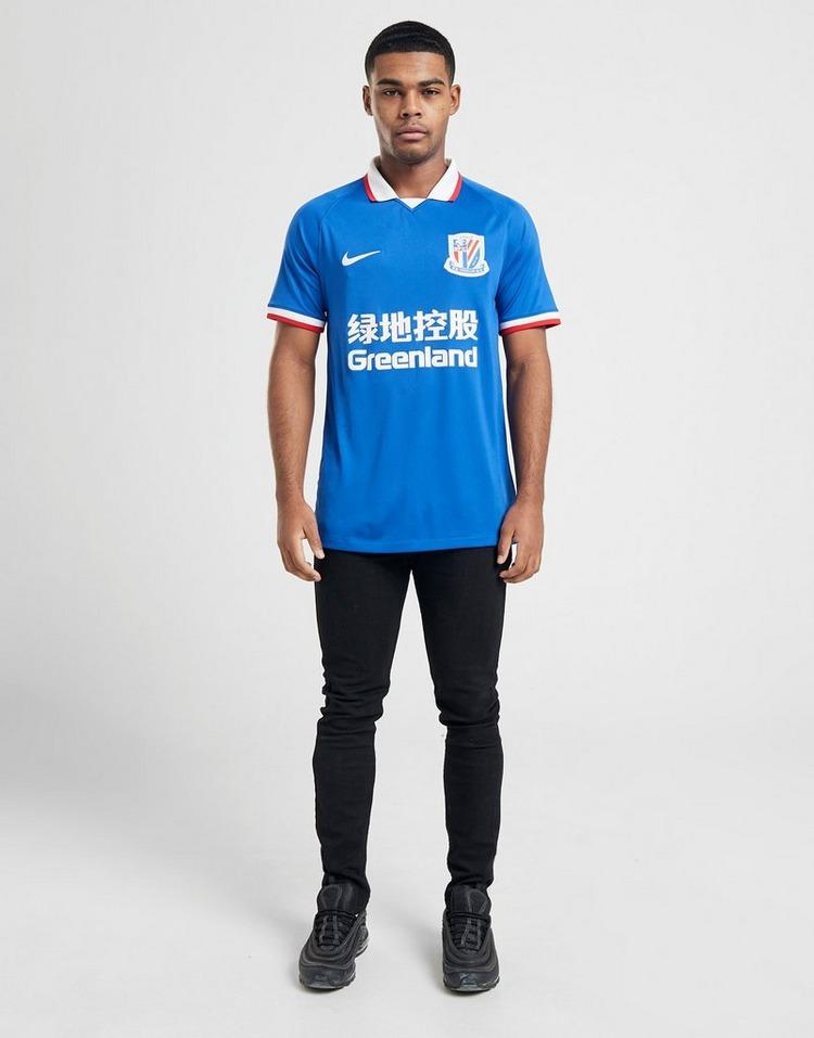 Nike Shanghai Greenland Shenhua FC 2020 Home Shirt