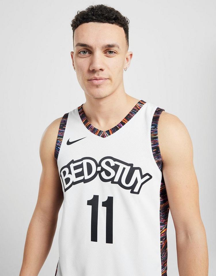 Nike NBA Brooklyn Nets Irving #11 Swingman Jersey