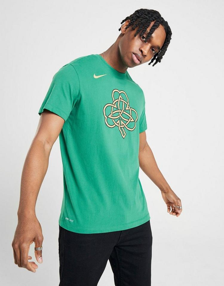 Nike T Shir NBA Boston Celtics City Edition Homme