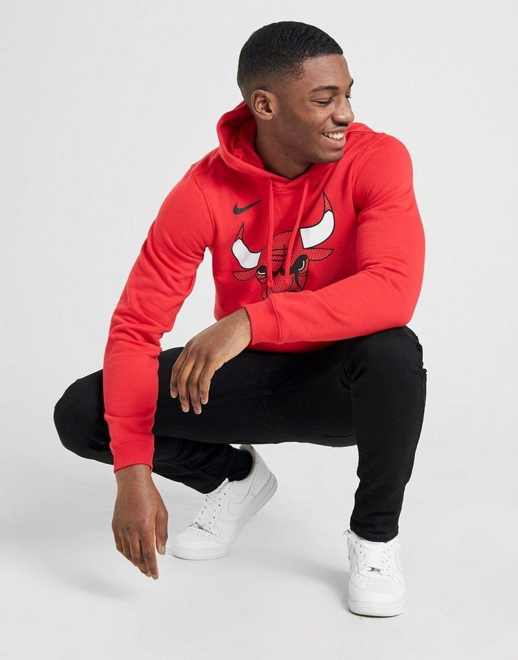 Nike NBA Chicago Bulls Hoodie   JD Sports