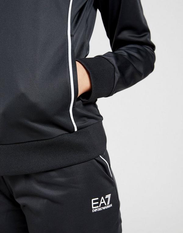 Emporio Armani EA7 Poly Full Zip Trainingspak Dames