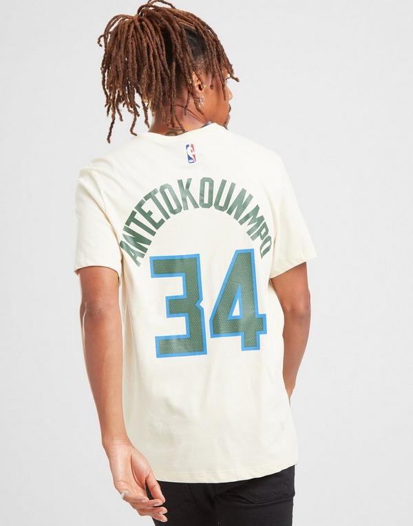 estilo moderno mejor lugar 100% Calidad Compra Nike camiseta NBA Milwaukee Bucks Antetokounmpo #34 en ...