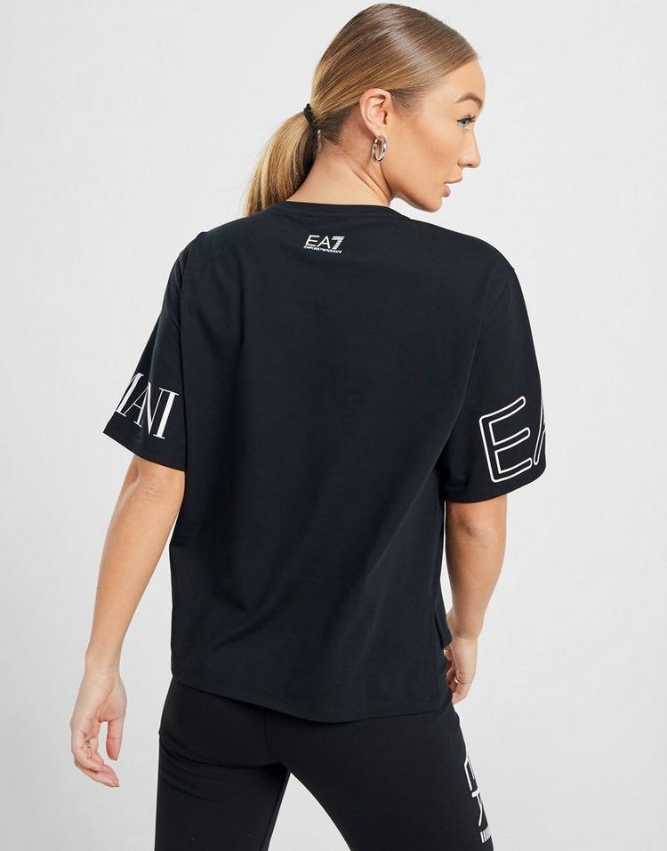 Emporio Armani EA7 Cropped T-Shirt