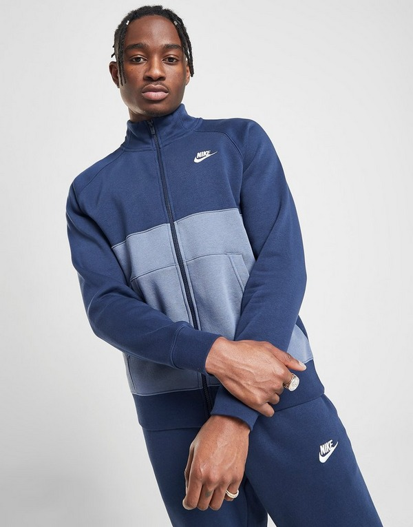 nike survetement league fleece homme