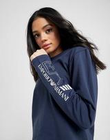 Emporio Armani EA7 Long Sleeve T-Shirt Logo Suit
