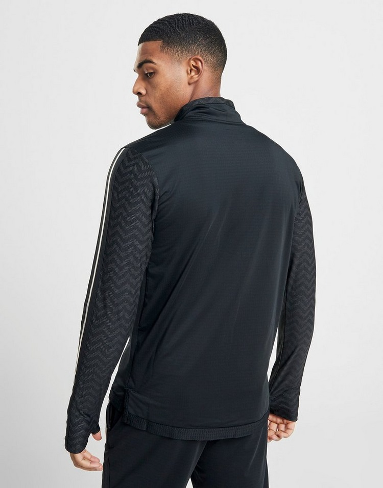 Shoppa Nike Element Långärmad Tröja Herr i en Svart färg