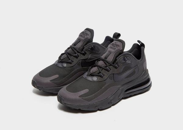 Compra Nike Air Max 270 React para mujer en Negro | JD Sports