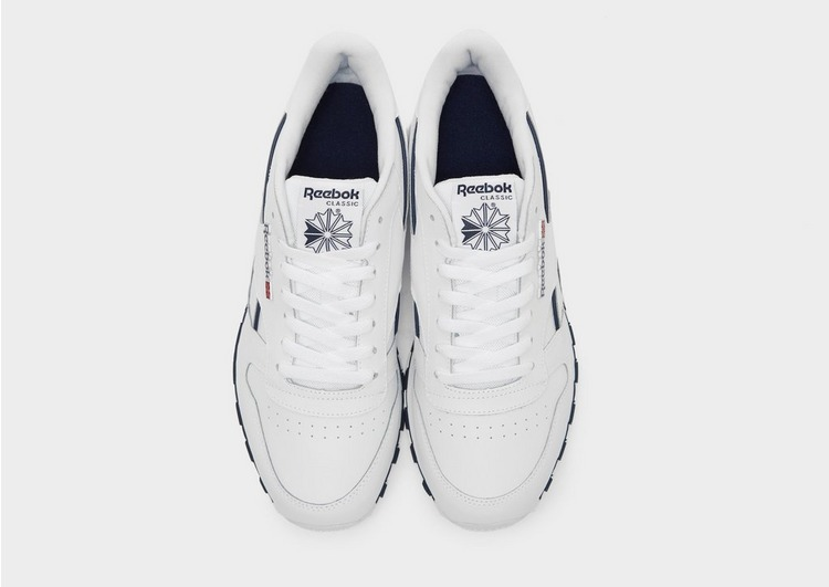 Shop den Reebok Classic Leather Clip in White | JD Sports