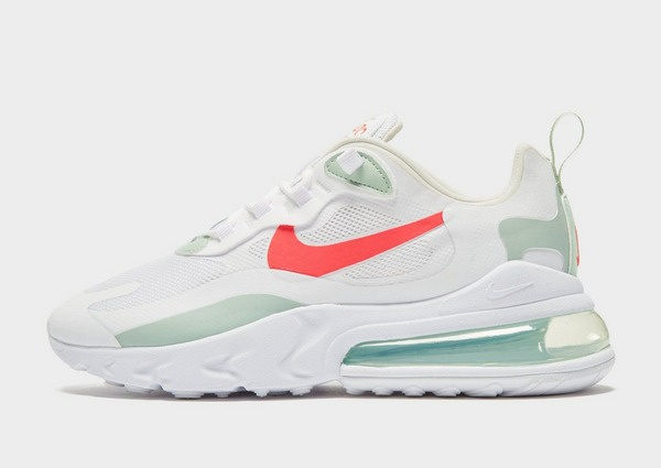 Acquista Nike Air Max 270 React Donna in Bianco