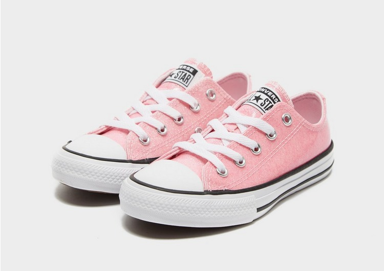 Køb Converse All Star Ox Børn i Sort | JD Sports