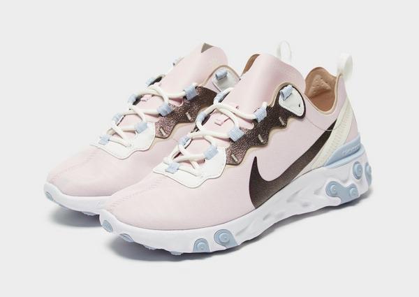 Acherter Rose Nike React Element 55 Femme | JD Sports