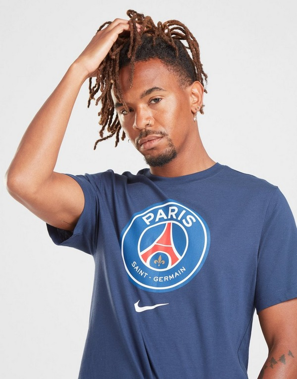 Nike Paris Saint Germain Crest T-Shirt