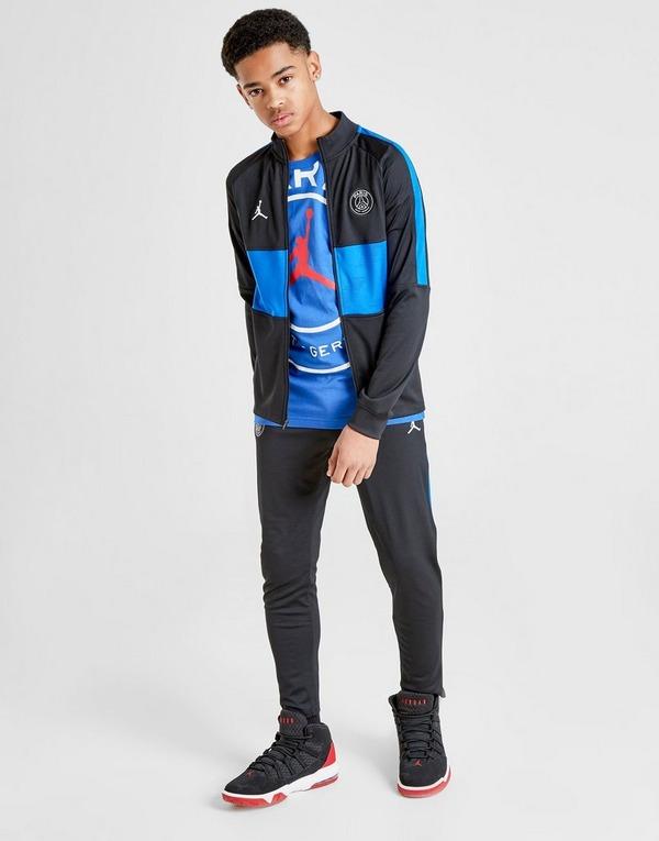 Jordan x Paris Saint Germain Strike Tracksuit Junior