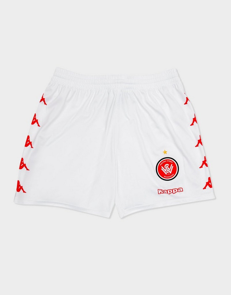 Kappa Western Sydney Wanderers Away Shorts Junior's