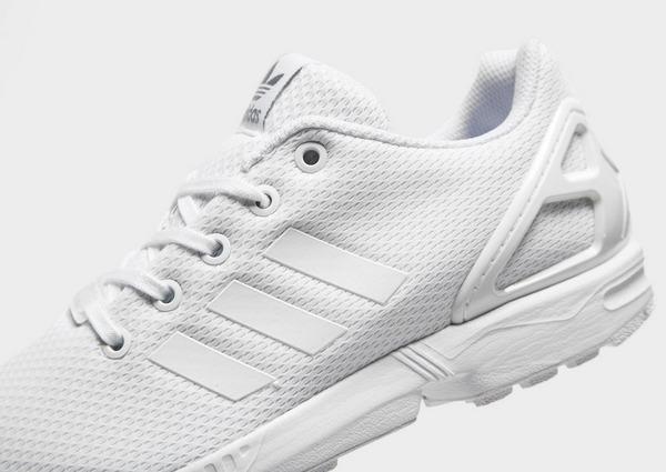 adidas originals zx flux bianca and gold
