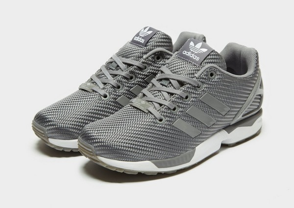 Acquista adidas Originals ZX Flux Junior in Grigio | JD Sports