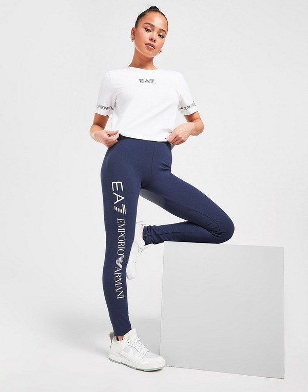 Emporio Armani EA7 Legging Logo Femme