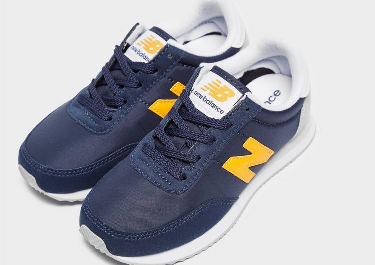 Little Girl/'s Size 11.5 M New Balance 720 Athletic Shoes Light Blue//White