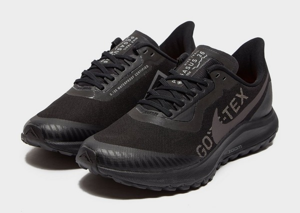 Koop Zwart Nike Air Zoom Pegasus 36 Trail Dames   JD Sports