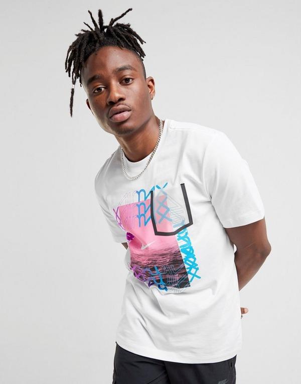 Nike Air Max Logo T Shirt Herr