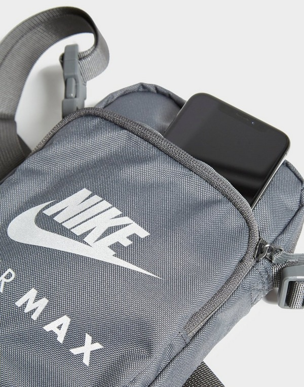 My friend bought this Nike shoe bag and asked me to