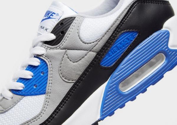 Shoppa Nike Air Max 90 Herr i en Vit färg | JD Sports Sverige