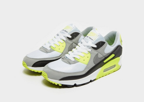 nike air max 90 heren wit leer