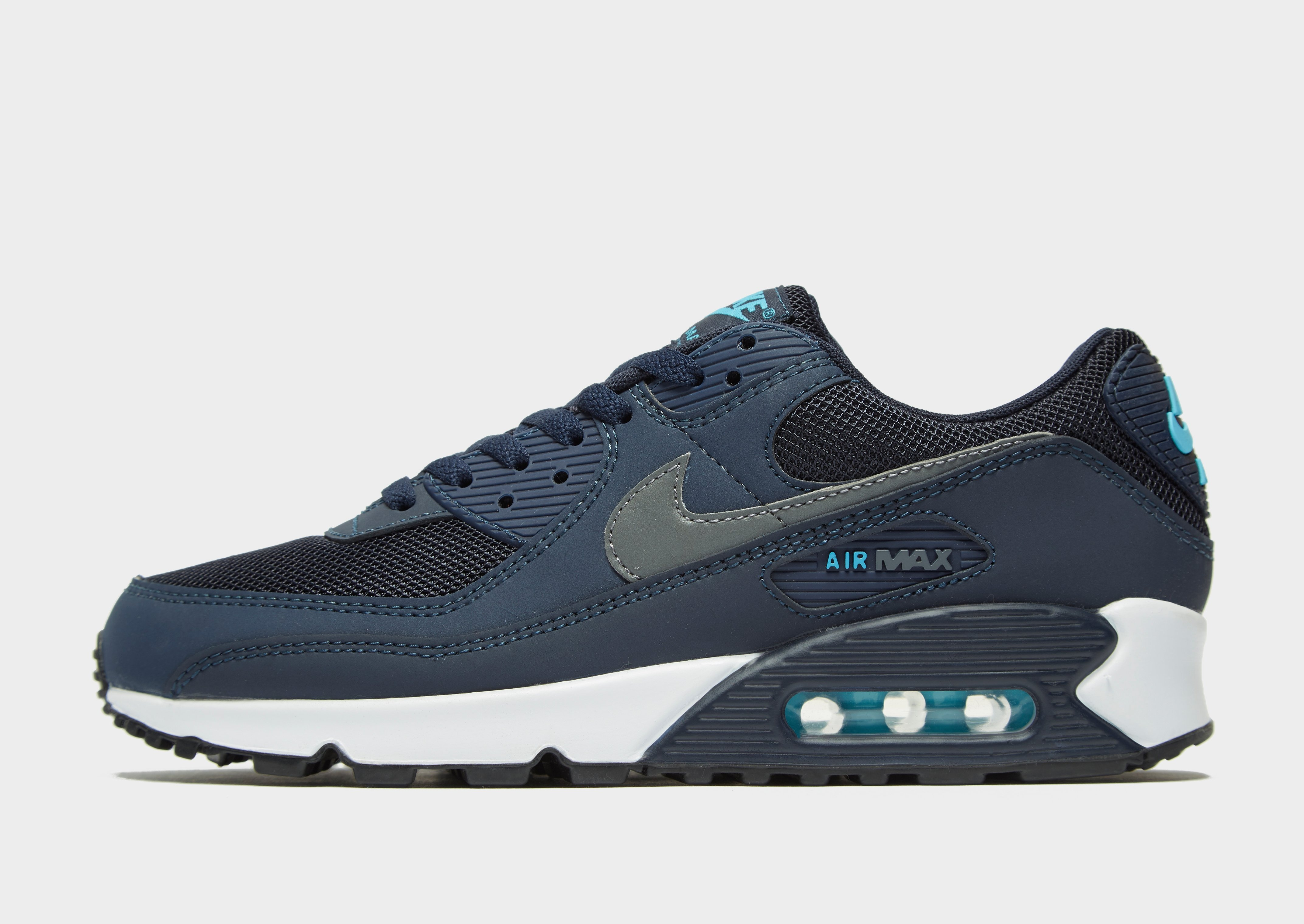 nike air max donker blauw dames