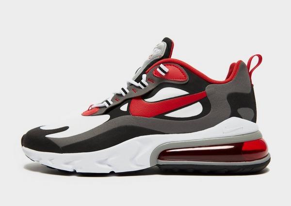 Shoppa Nike Air Max 270 React Herr i en Svart färg | JD