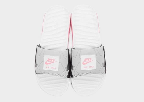 Buy Grey Nike Air Max 90 Slides | JD Sports