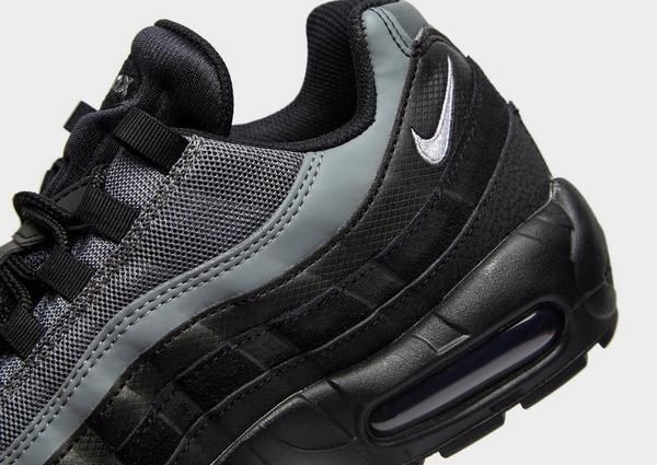 Shoppa Nike Air Max 95 Essential Herr i en Svart färg | JD