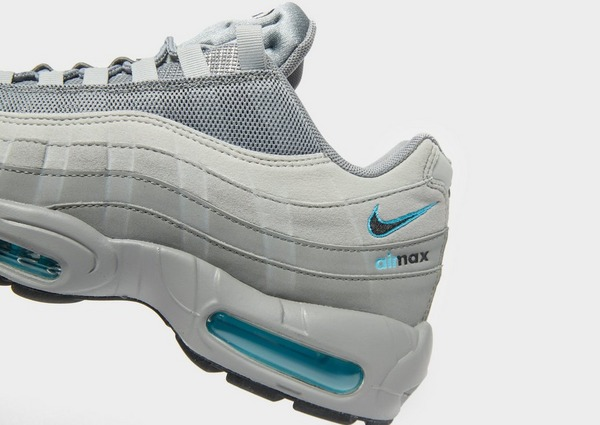 Shoppa Nike Air Max 95 Herr i en Grå färg | JD Sports Sverige