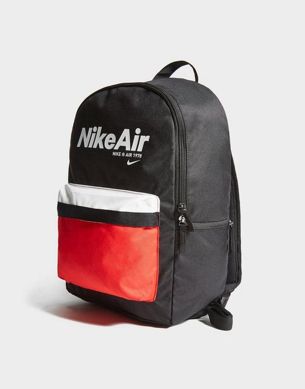 Acheter Black Nike Sac à dos Air Heritage   JD Sports