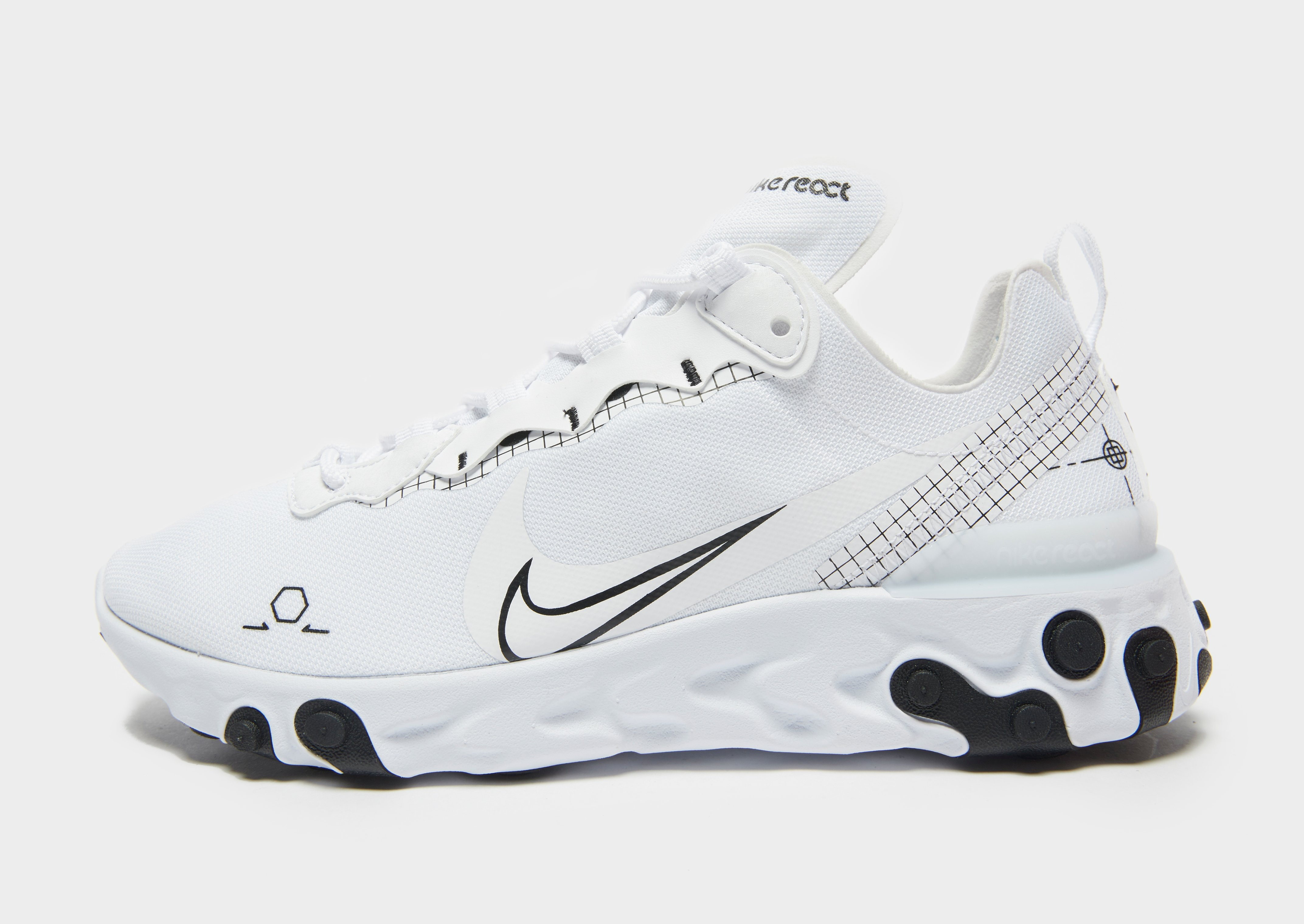 Nike Baskets React Element 55 Homme | JD Sports
