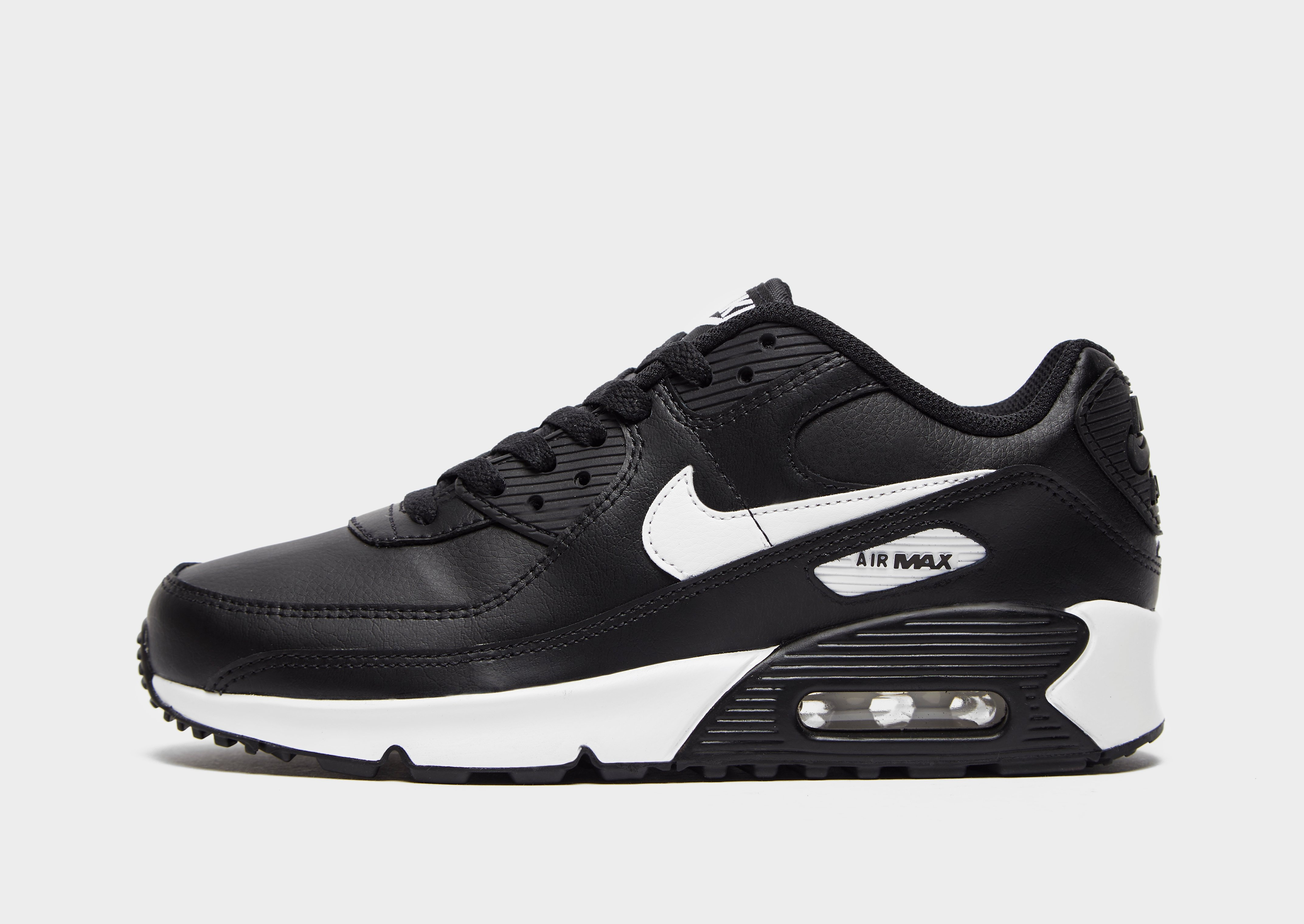 air max 90 junior noir