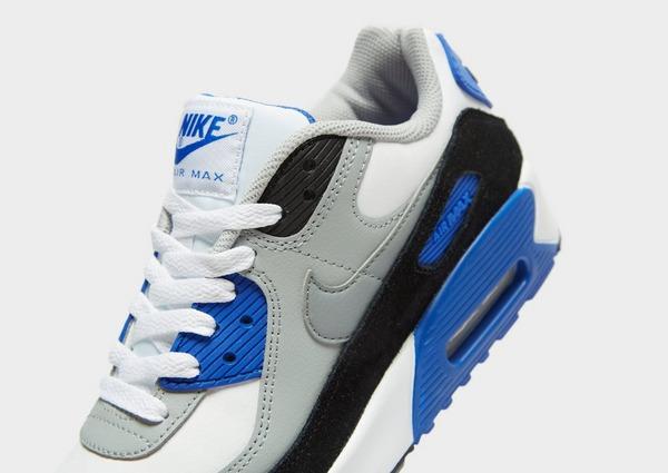 Shop den Nike Air Max 90 Leder Kinder in Weiss | JD Sports