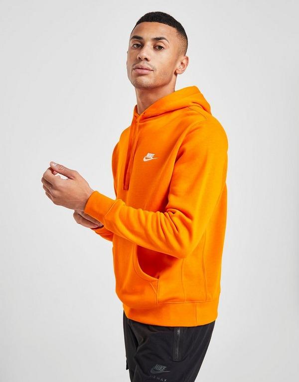 Acherter Orange Nike Sweat à Capuche Foundation Homme | JD