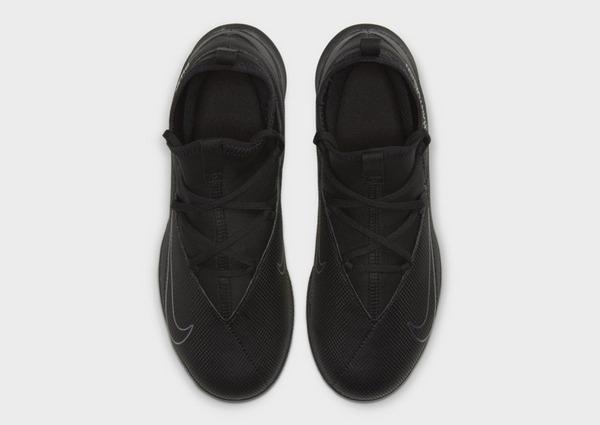 Nike Kinetic Black Phantom Vision Club TF júnior