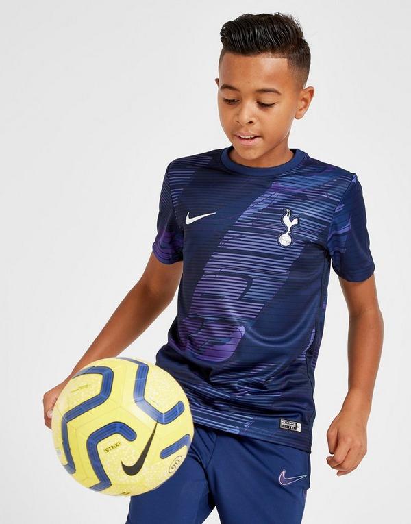 Nike Tottenham Hotspur FC Dri-FIT Pre Match Shirt Junio
