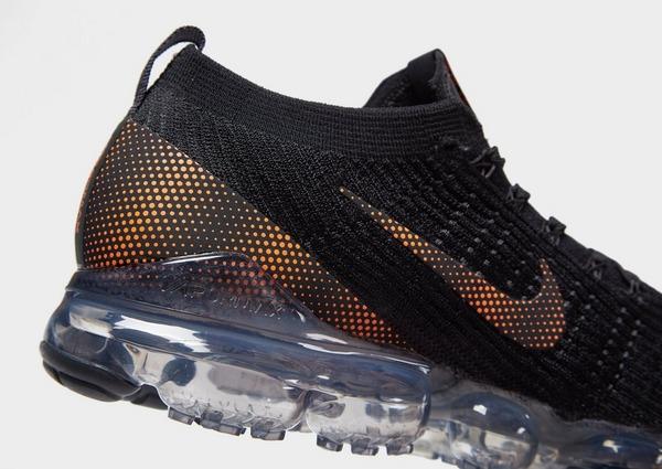 Tênis Nike Air VaporMax Flyknit Black Gold (Masculino)
