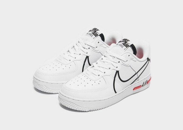Nike Air Force 1 React para Júnior | JD Sports
