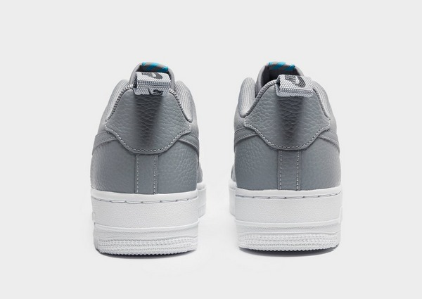 Shoppa Nike Air Force 1 Utility Junior i en Grå färg | JD