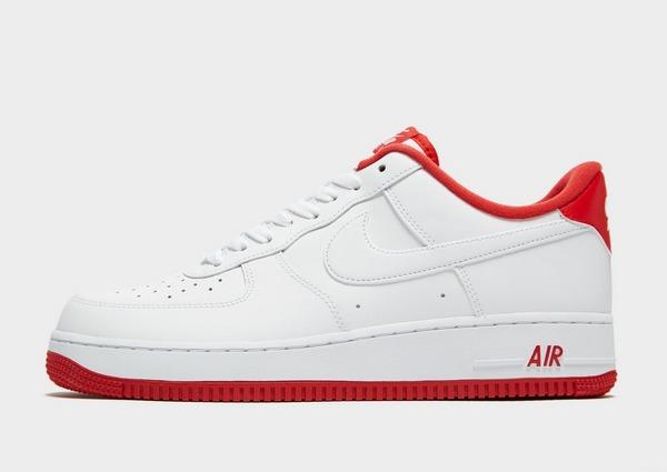 herre Nike Air Force 1 rød